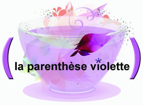 Com'On Sense réalise le logotype de la Parenthèse Violette | Com'On Sense