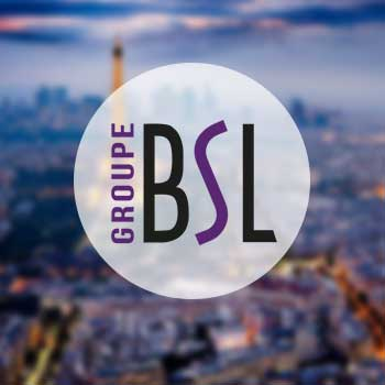 creation site web groupe BSL Marseille