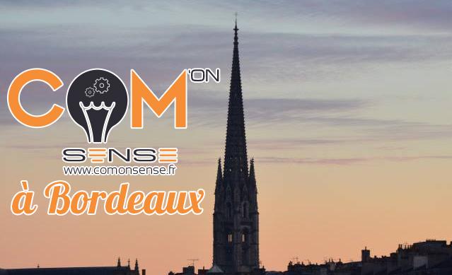 Une nouvelle Agence de Communication à Bordeaux | Com'On Sense 3