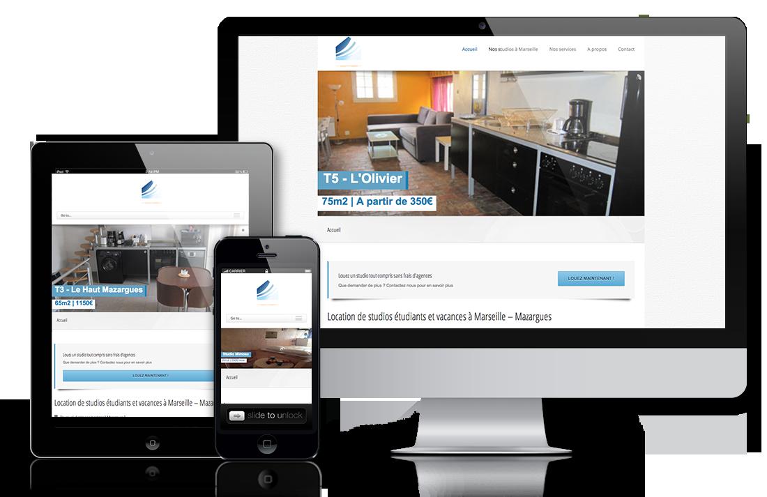 creation site web Responsive-scidenos
