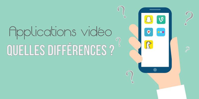 Applications vidéo : pourquoi ça marche ?