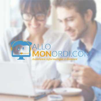 Création du site web Allomonordi.com