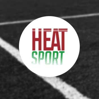 Création du site web Heatsport