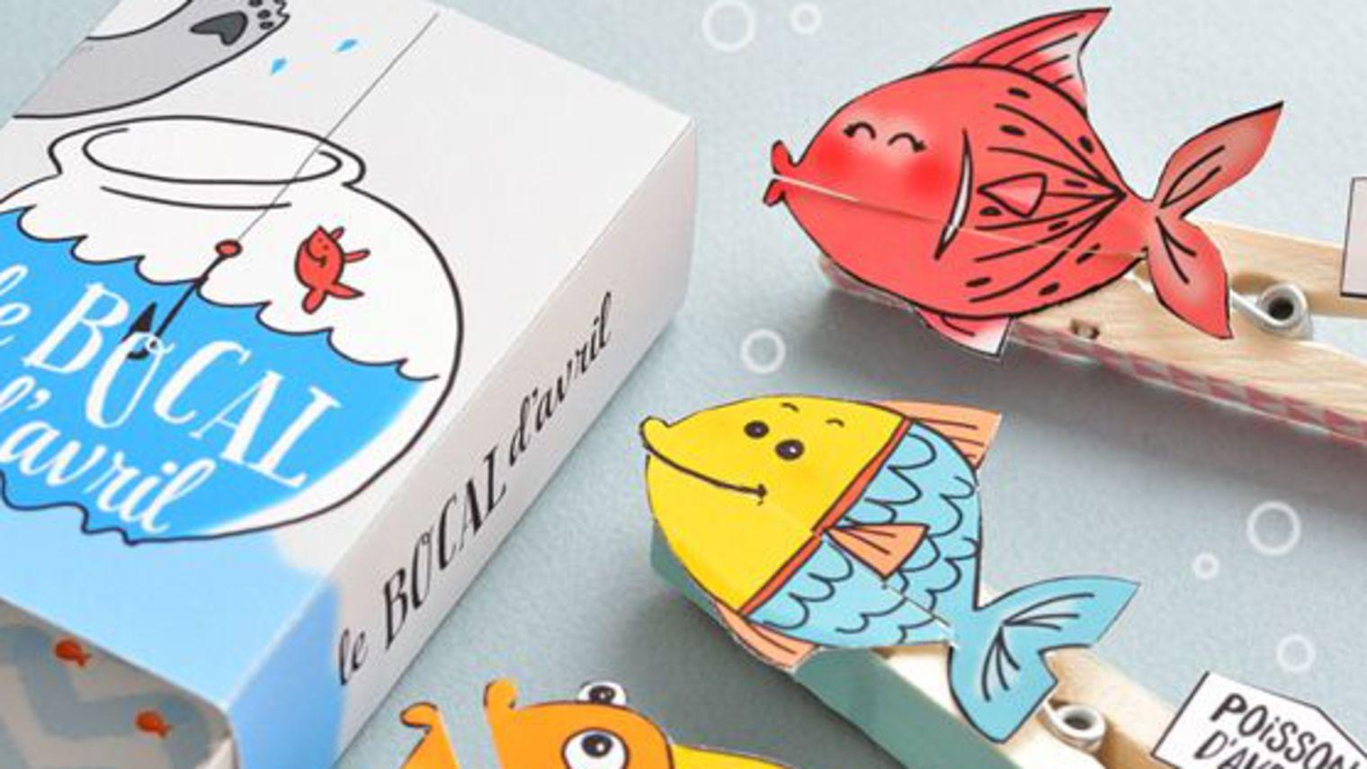 Fabriquer Une Tour A Poisson sélection des meilleurs poissons d'avril 2016   com'on sense